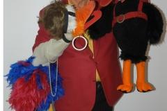 Jack Valmy ventriloque et oiseaux bavards